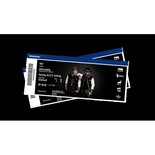 Live Ticket